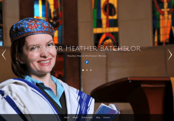 Cantor Heather Batchelor