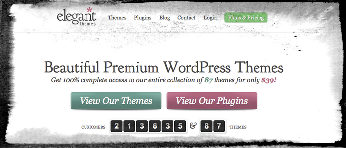 Elegant Themes finally allows updates from the WordPress Dashboard!