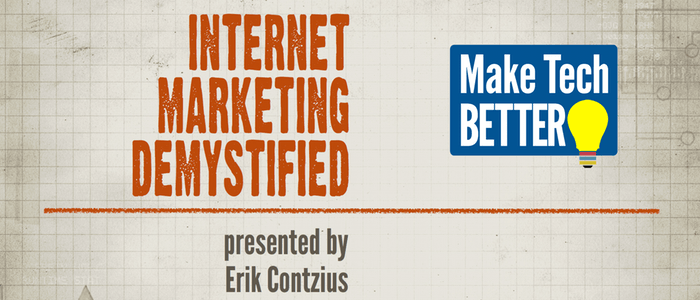 Internet Marketing Demystified 1 – The basics and about websites