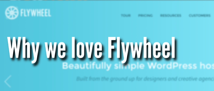 Why we love Flywheel's Managed Hosting for WordPress