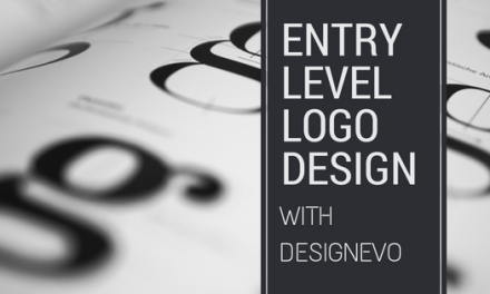 Entry level logo design with DesignEvo